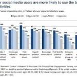 Los jóvenes abandonan medios tradicionales por internet