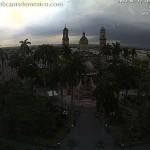 Fotos del pronostico del tiempo en Tampico Tamaulipas