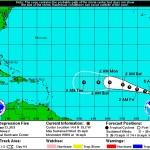 Alerta del ciclón tropical