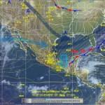 Pronostico del tiempo para Tampico, Tamaulipas y el Golfo de México