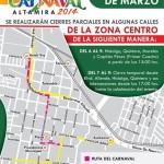 Rutas alternas por el Carnaval Altamira 2014