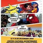 Invitan a la primera Expo Comics en Tampico Tamaulipas