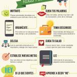 Consejos para emprendedores; los 10 hábitos de los emprendedores felices