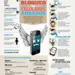 Alertan contra el robo de celulares