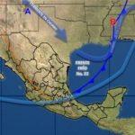 Impacta nuevo frente frío polar en Tamaulipas